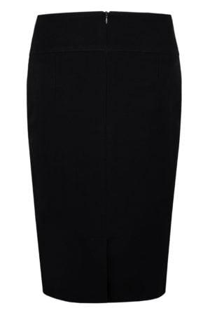 Spódnica Diana czarna- tył