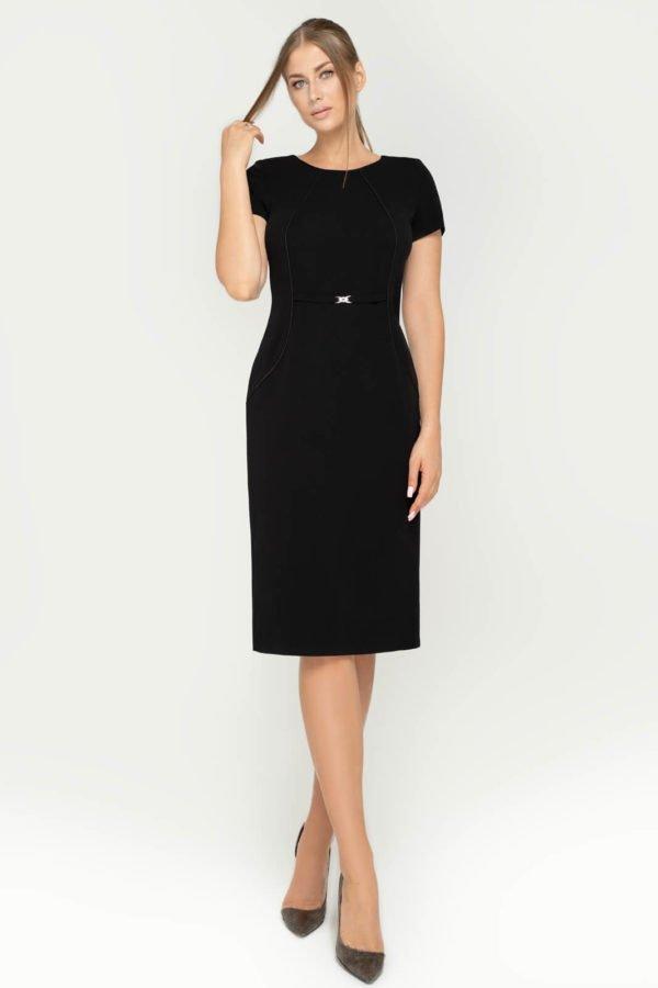 Sukienka Sonia czarna całość