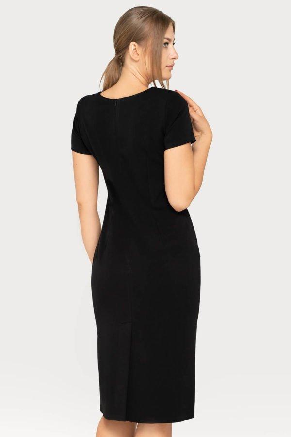 Sukienka Sonia czarna tył