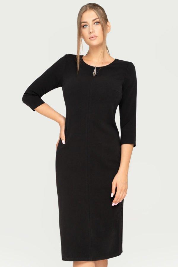 Sukienka Eva czarna
