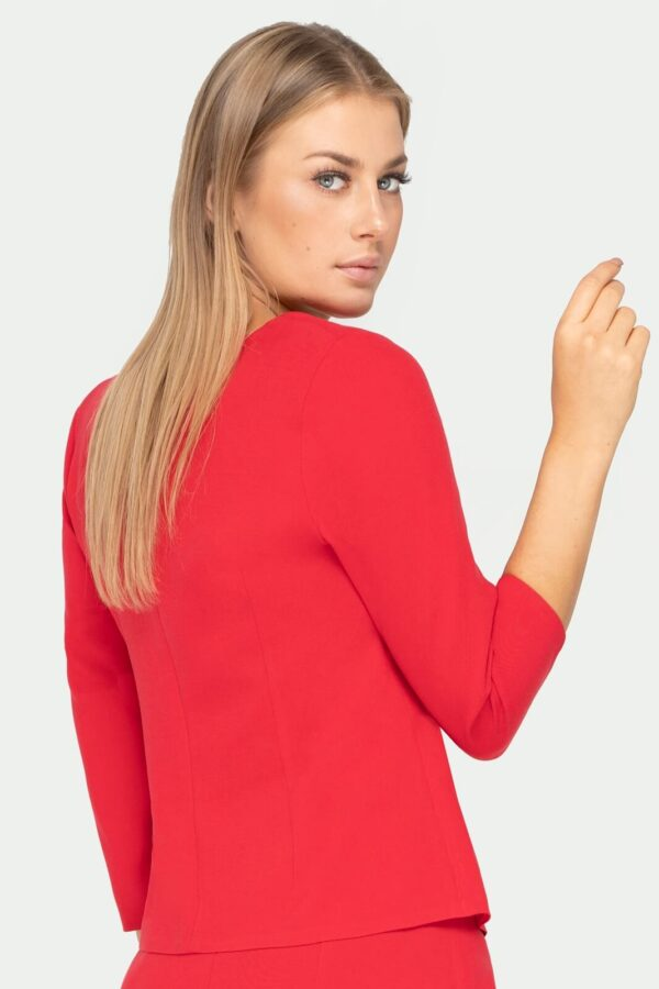 Bluzka Julia czerwona