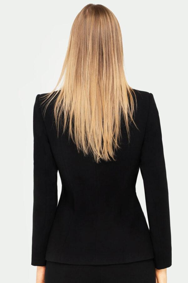 Elegancki żakiet czarny
