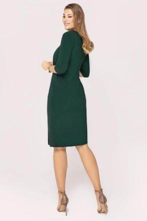 Sukienka Agnes zielona